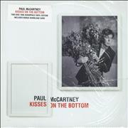 Paul McCartney and Wings Kisses On The Bottom UK 2-LP vinyl set
