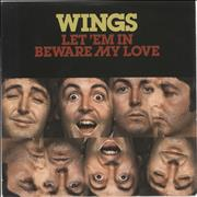 Click here for more info about 'Paul McCartney and Wings - Let 'Em In - RSD BF14'