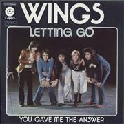 Click here for more info about 'Paul McCartney and Wings - Letting Go'