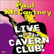 Click here for more info about 'Live At The Cavern Club'