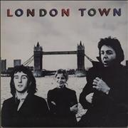 Click here for more info about 'London Town + Poster'
