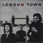 Click here for more info about 'Paul McCartney and Wings - London Town - Sealed'