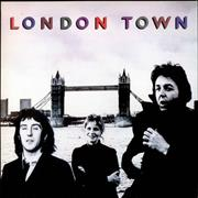 Click here for more info about 'Paul McCartney and Wings - London Town'
