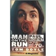 Paul McCartney and Wings Man On The Run: Paul McCartney In The 1970s UK book