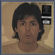 Click here for more info about 'Paul McCartney and Wings - McCartney II - 180gram Clear Vinyl + Sealed'