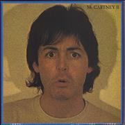 Click here for more info about 'Paul McCartney and Wings - McCartney II - EX'