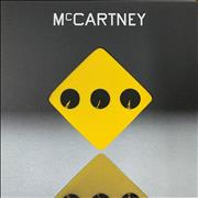 Paul McCartney and Wings McCartney III - 333 Edition - Yellow & Black Dots USA vinyl LP