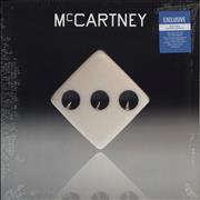 Click here for more info about ' - McCartney III - Blue Vinyl'