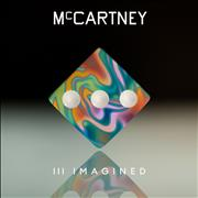 Click here for more info about ' - McCartney III Imagined - Transparent Dark Green Vinyl - Sealed'