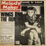 Click here for more info about 'Paul McCartney and Wings - Melody Maker August 1975'