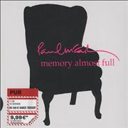 Click here for more info about 'Paul McCartney and Wings - Memory Almost Full'