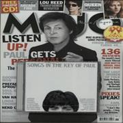 Click here for more info about 'Paul McCartney and Wings - Mojo - November 2003 + CD'