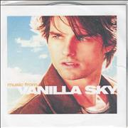 Paul McCartney and Wings Music From Vanilla Sky UK CD-R acetate Promo
