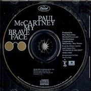 Click here for more info about 'Paul McCartney and Wings - My Brave Face'