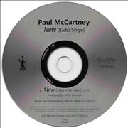 Click here for more info about 'Paul McCartney and Wings - New (Radio Single)'