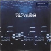 Paul McCartney and Wings Ocean's Kingdom UK vinyl LP