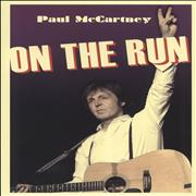 Click here for more info about 'Paul McCartney and Wings - On The Run'