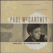 Click here for more info about 'Paul McCartney and Wings - Once Upon A Long Ago - Pair of Sealed Singles'