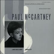 "Paul McCartney and Wings Once Upon A Long Ago (Extended Version) UK 12"" vinyl"