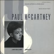 Click here for more info about 'Paul McCartney and Wings - Once Upon A Long Ago (Extended Version) - EX'