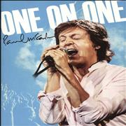 Paul McCartney and Wings One On One Japan tour programme