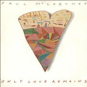 Click here for more info about 'Paul McCartney and Wings - Only Love Remains - P/S'