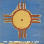 Click here for more info about 'Paul McCartney and Wings - Ou Est Le Soleil?'