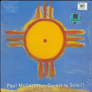 Click here for more info about 'Paul McCartney and Wings - Ou Est Le Soleil'