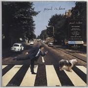 Paul McCartney and Wings Paul Is Live - Baby Blue & Peach White Vinyl - Sealed UK 2-LP vinyl set