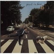 Paul McCartney and Wings Paul Is Live UK CD album
