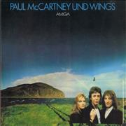 Click here for more info about 'Paul McCartney and Wings - Paul McCartney Und Wings - EX'
