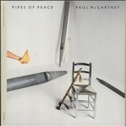 Click here for more info about 'Paul McCartney and Wings - Pipes Of Peace - 180gm'