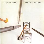 Click here for more info about 'Paul McCartney and Wings - Pipes Of Peace - EX'