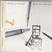 Paul McCartney and Wings Pipes Of Peace - Special Edition UK 2-CD album set