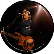 """Paul McCartney and Wings Press Conference - Rotterdam Netherlands 12"""" picture disc"""