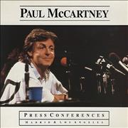 Click here for more info about 'Paul McCartney and Wings - Press Conferences Madrid & Los Angeles + 7