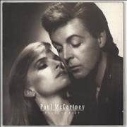 Paul McCartney and Wings Press To Play - Factory Sample + Promo Booklet UK vinyl LP Promo