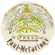 """Paul McCartney and Wings Press UK 10"""" vinyl"""