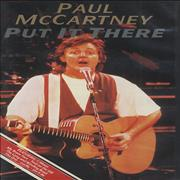 Click here for more info about 'Paul McCartney and Wings - Put It There'