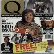 Click here for more info about 'Paul McCartney and Wings - Q Magazine'