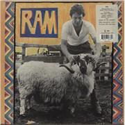 Paul McCartney and Wings Ram - 180gram Vinyl + Sealed UK vinyl LP