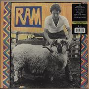 Click here for more info about ' - Ram - 180gram Yellow Vinyl + Sealed'
