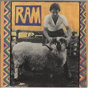 Click here for more info about 'Paul McCartney and Wings - Ram - 1st - EX'