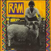 Click here for more info about 'Paul McCartney and Wings - Ram - 1st - F/L'