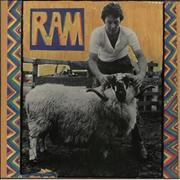 Click here for more info about 'Paul McCartney and Wings - Ram - 1st - VG'