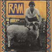 Click here for more info about 'Paul McCartney and Wings - Ram - 1st - WOL'