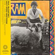 Click here for more info about 'Paul McCartney and Wings - Ram - Half Speed Mastered - Sealed'