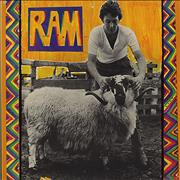 Click here for more info about 'Paul McCartney and Wings - Ram - Laminated'