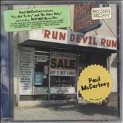 Click here for more info about 'Paul McCartney and Wings - Run Devil Run - Best Buy Cd'