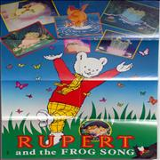 Click here for more info about 'Paul McCartney and Wings - Rupert And The Frog Song'